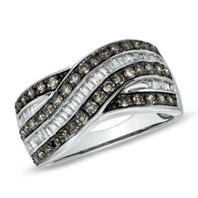 Zales Chocolate Diamonds I Love Sparklies Jewelry Jewels Rings