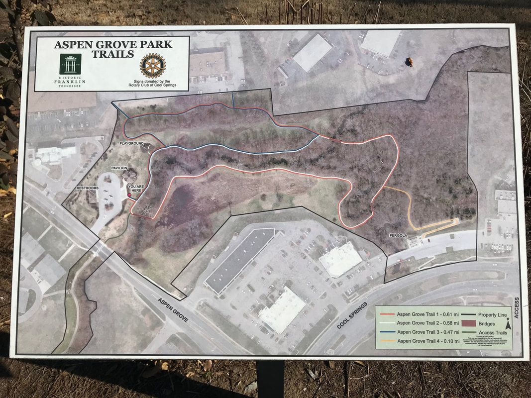 Aspen grove park trails the harpeth greenway running