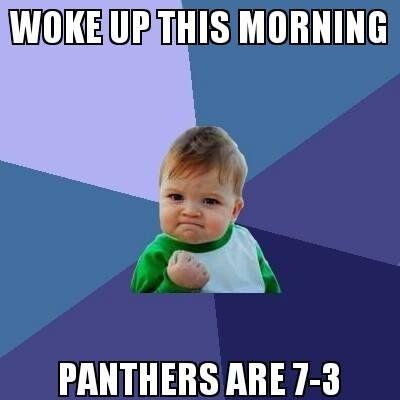 Carolina Panthers!!