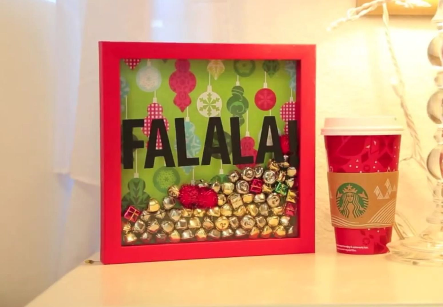 Tremendous Shadowbox From Bethany Motas Christmas Diy Room Decor Video Download Free Architecture Designs Scobabritishbridgeorg