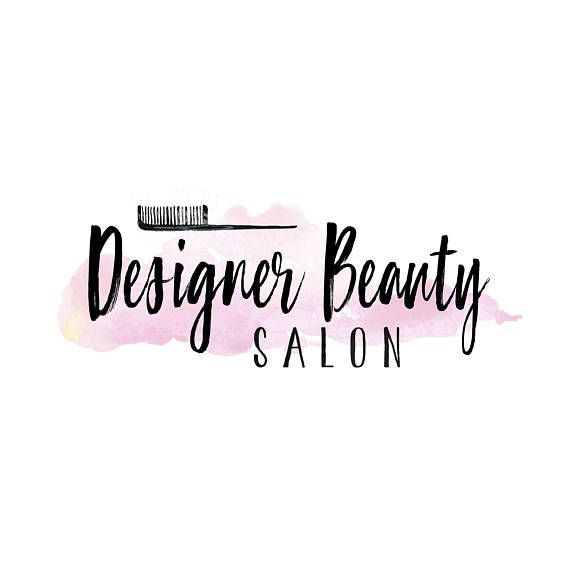 Salon Logo Hair Salon Logo Beauty Shop Logo Business Logo