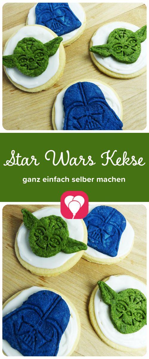 Star wars kekse rezept