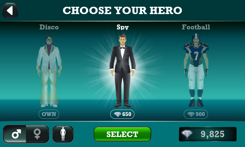 With Abzorba S Avatar Builder You Can Win With Style Ios