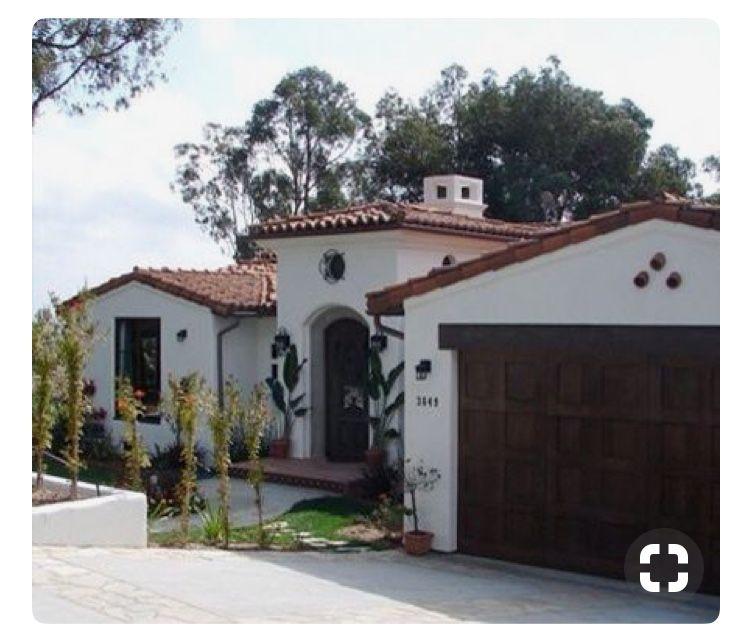 Spanish Style Homes, Spanish