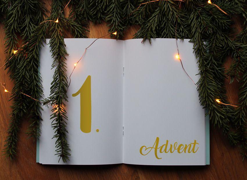 Erster Advent // heartcover.eu