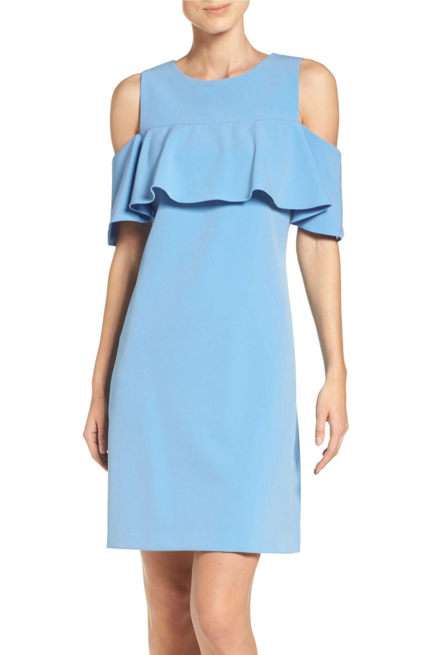 The best cold shoulder dresses for spring wedding guest season