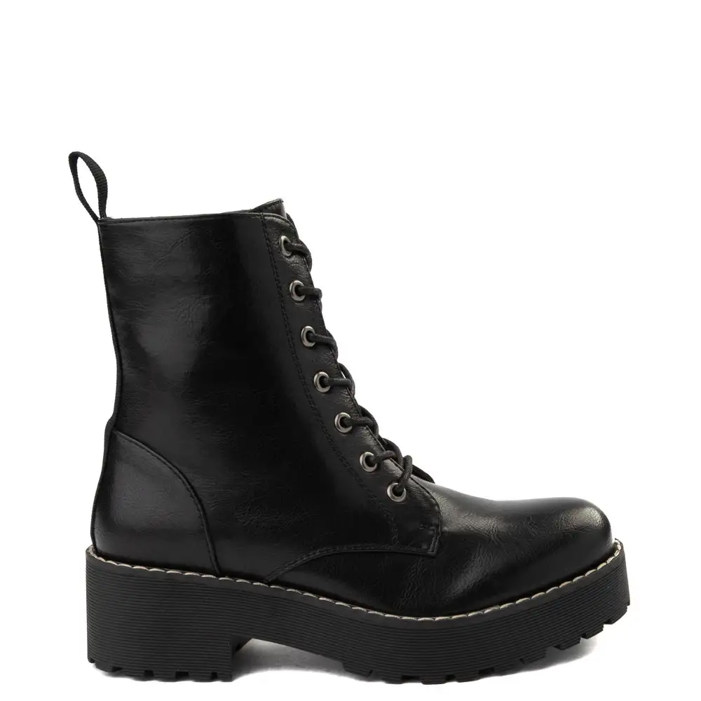 Pin By Aria Hellee On S H O E S Platform Boots Boots Black
