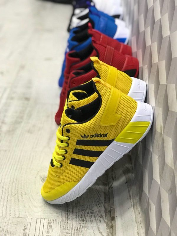 Adidas 2018 Ali Il Ras I Renk Siyah Ş Erit Beyaz Sar I Taban Forze Speciali