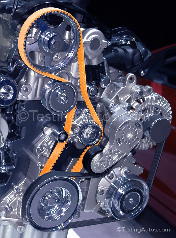 When does the timing belt need to be replaced Automotive