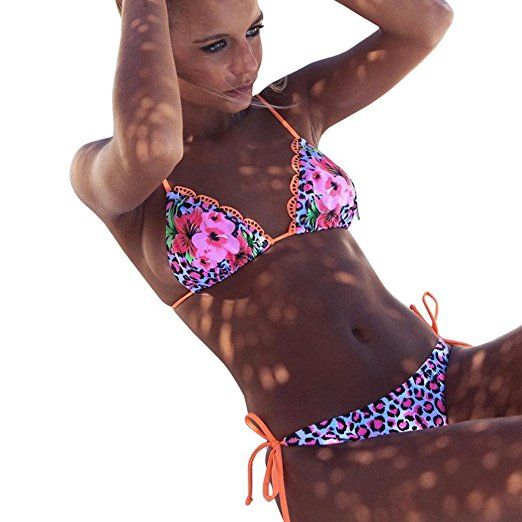 Sexy gepolsterte Bikinis
