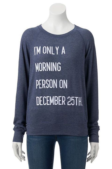 17 Graphic Tees That Perfectly Describe All Your Holiday Feels T