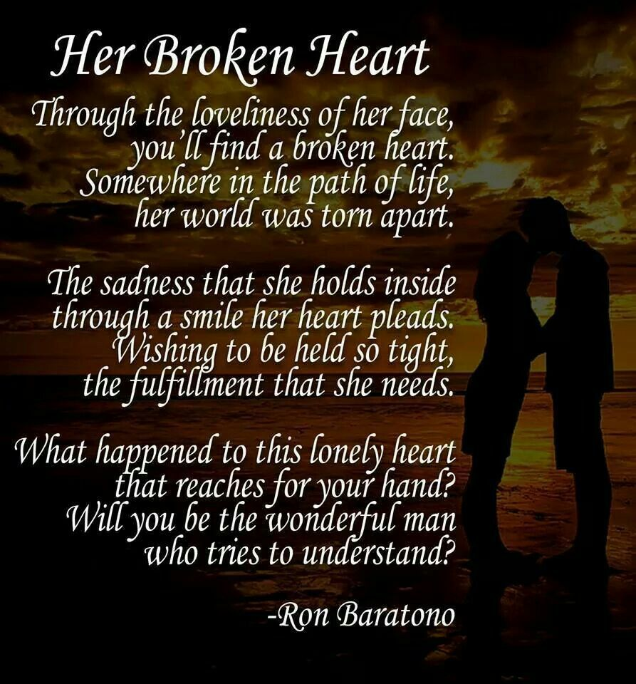 Her Broken Heart Beautiful Quotes Sayings Stories Poem Quotes