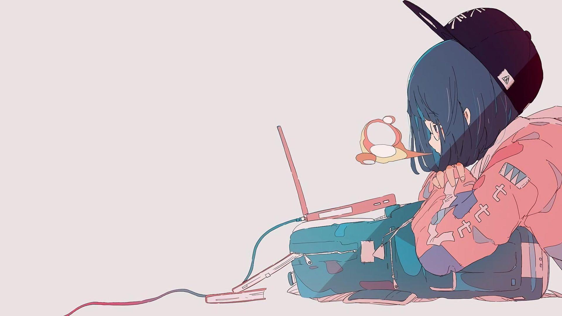 Dark Aesthetic Anime Aesthetic Wallpaper Hd Pc