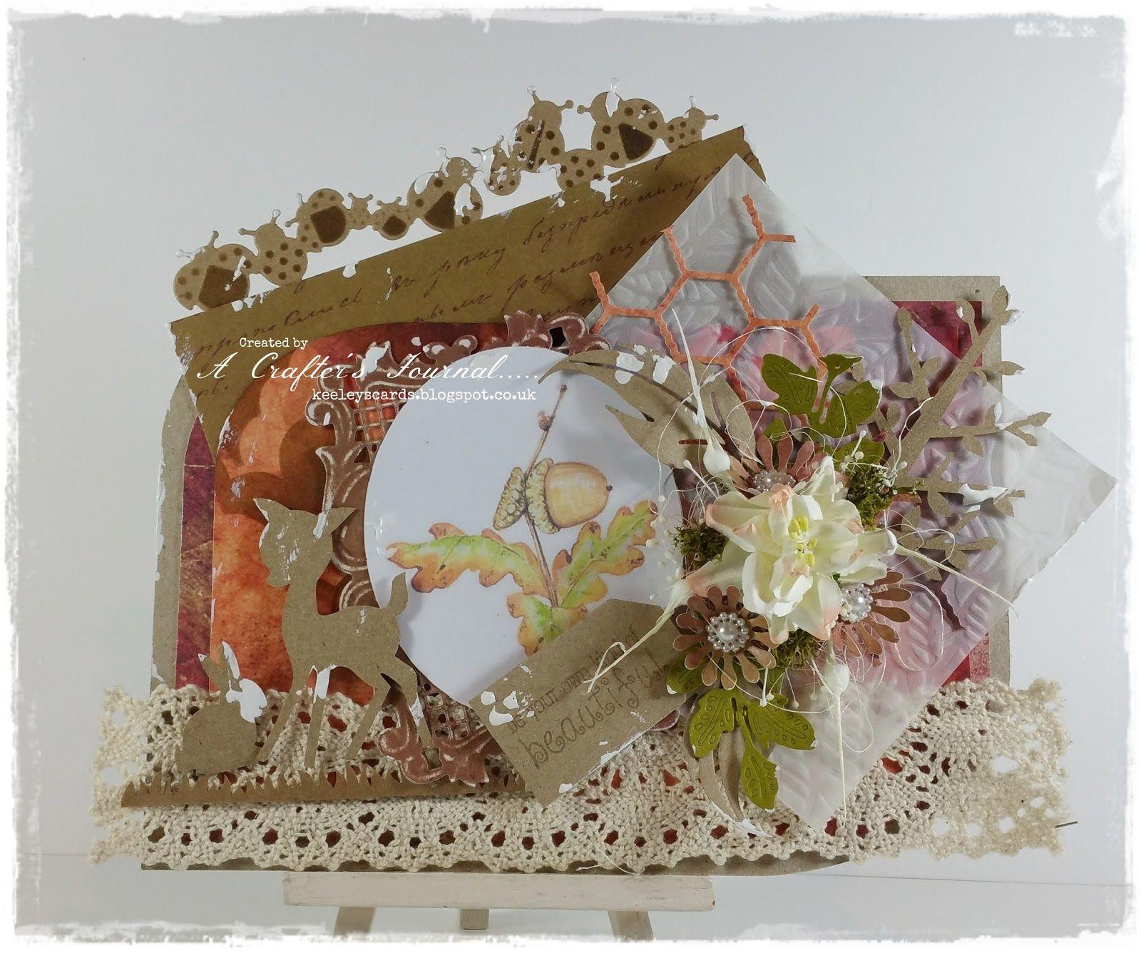 Dutch Doobadoo paper art