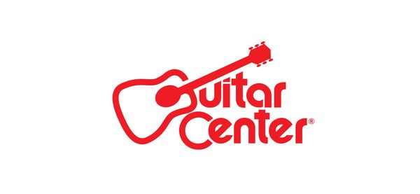 guitar center rebrand by viet huynh via behance