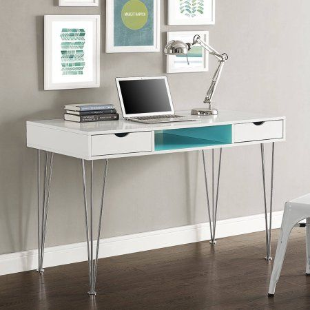 Awesome Wood Desks for Small Spaces