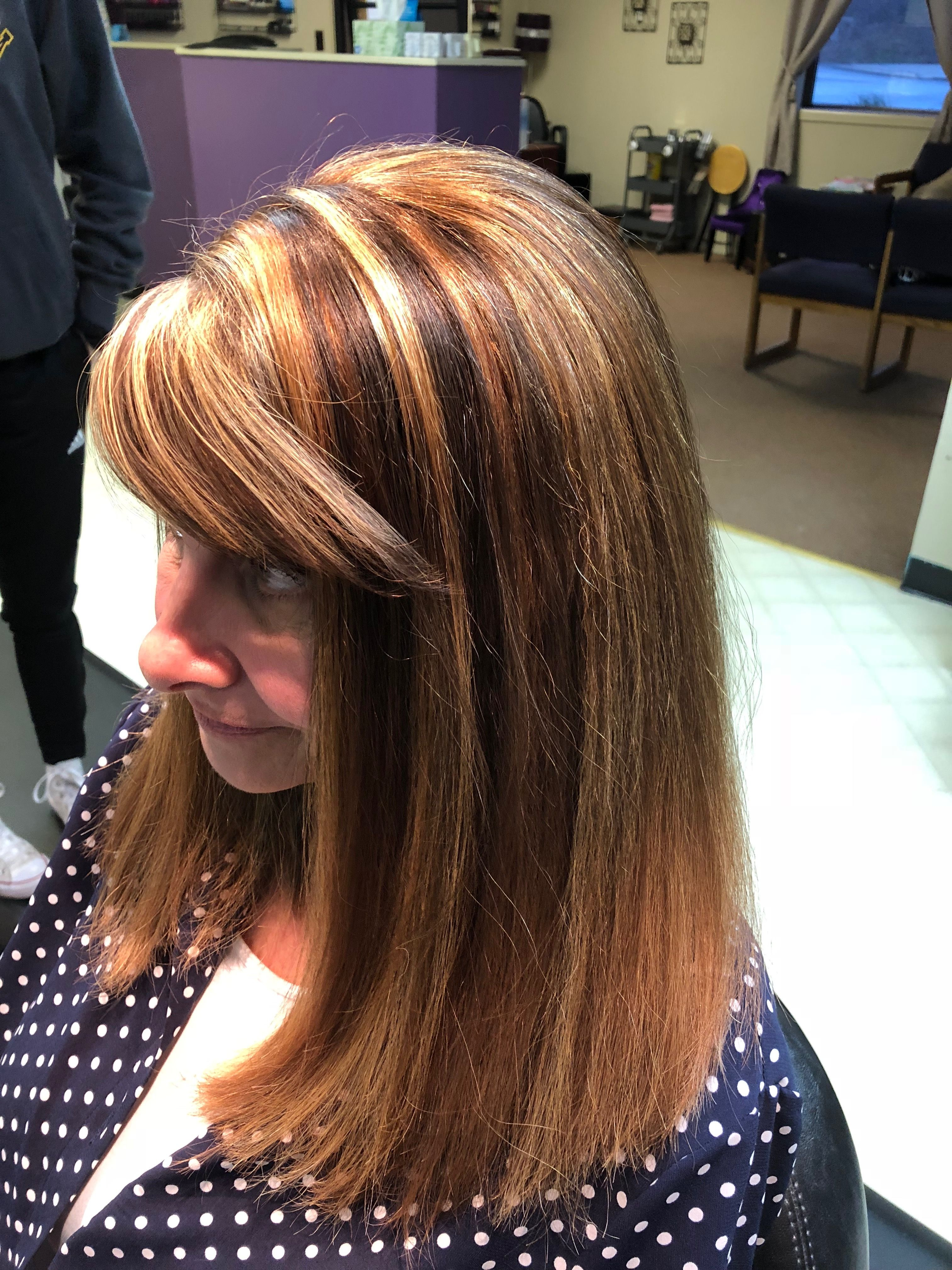 Pin by Changing Edges on My color cut