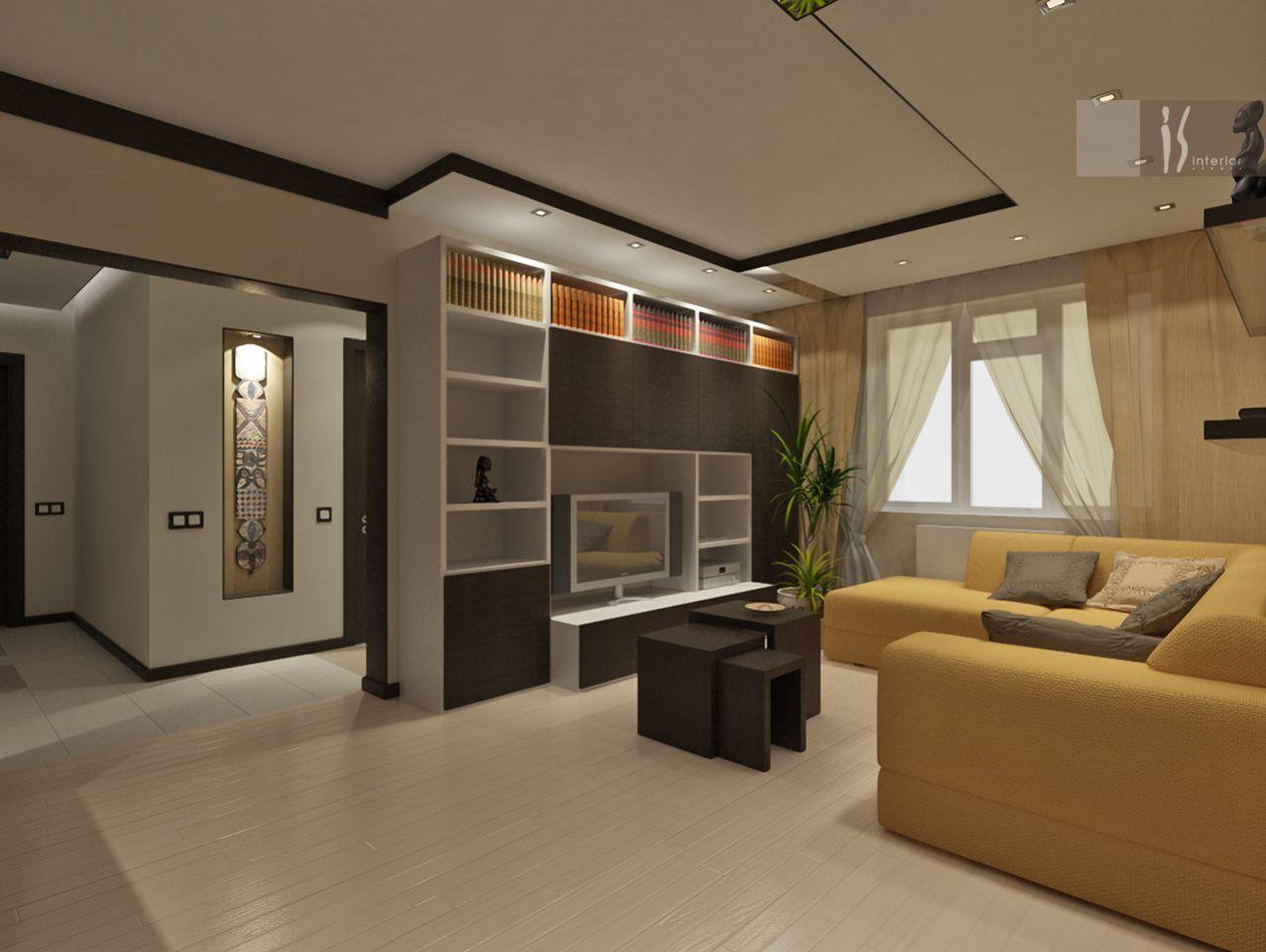 дизайн хрущевки 2 комнаты без перепланировки фото