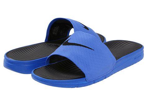 free shipping 63365 6ff88 Nike Benassi Solarsoft Slide Flip Flop Sandals, Flip Flops, Nike Slides, Nike  Benassi