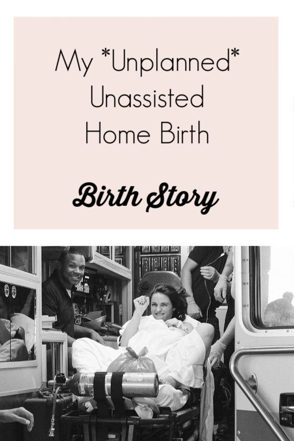 Check out my HBAC story! Start to finish, my 3rd birth was ...