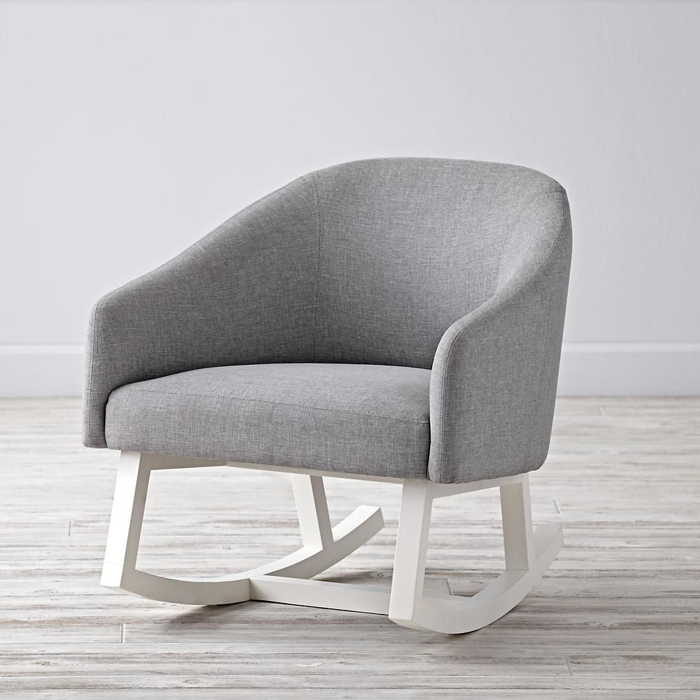 Modern Rocking Chair The Land of Nod (With images