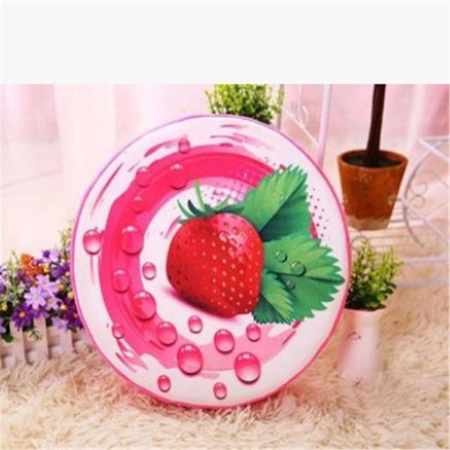 pillow toys creative personality 3D plush toys watermelon fruit cushion sofa cushion pillow birthday gift Toys gift