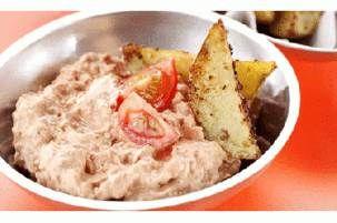 Mousse de Atum à Indiana Recipe