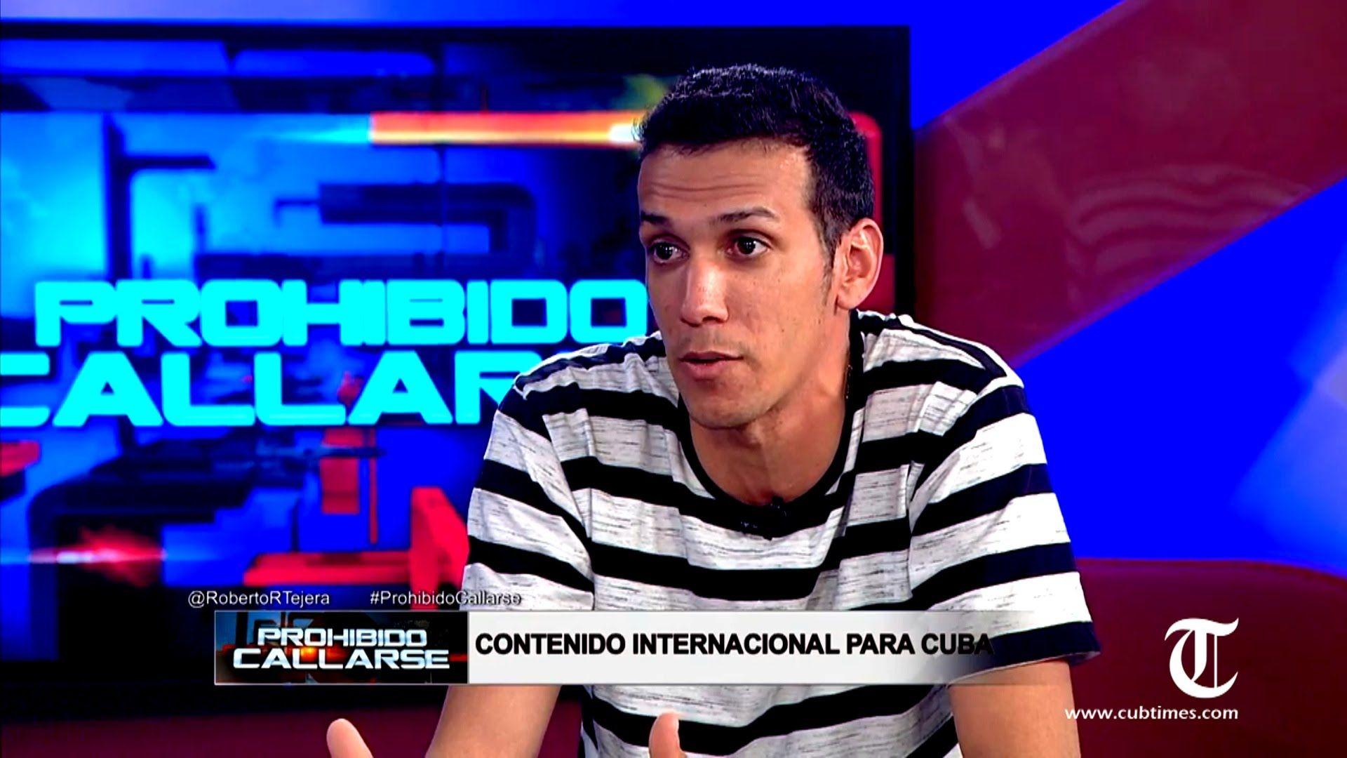 """Entrevistan al creador """"Del Paquete"""" en Cuba"""