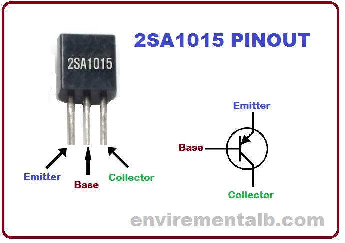 2sa1015 Is Pnp Transistor Transistors Electronics Basics Electronic Circuit Projects