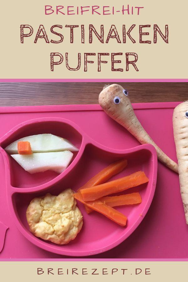 Pastinaken Puffer