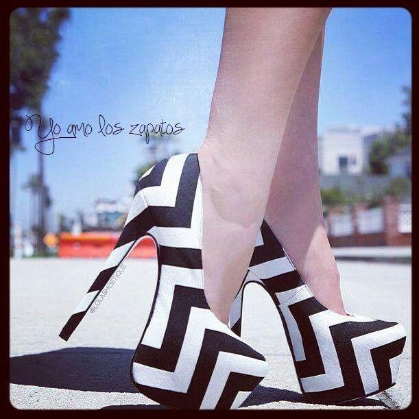 Negro y blanco, clasic!!