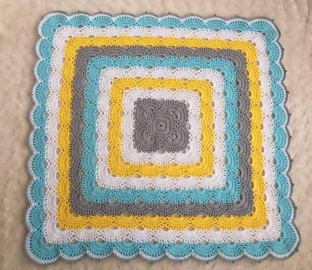 Search For Virus Blanket Crochet Pattern By Jonna Martinez Free On
