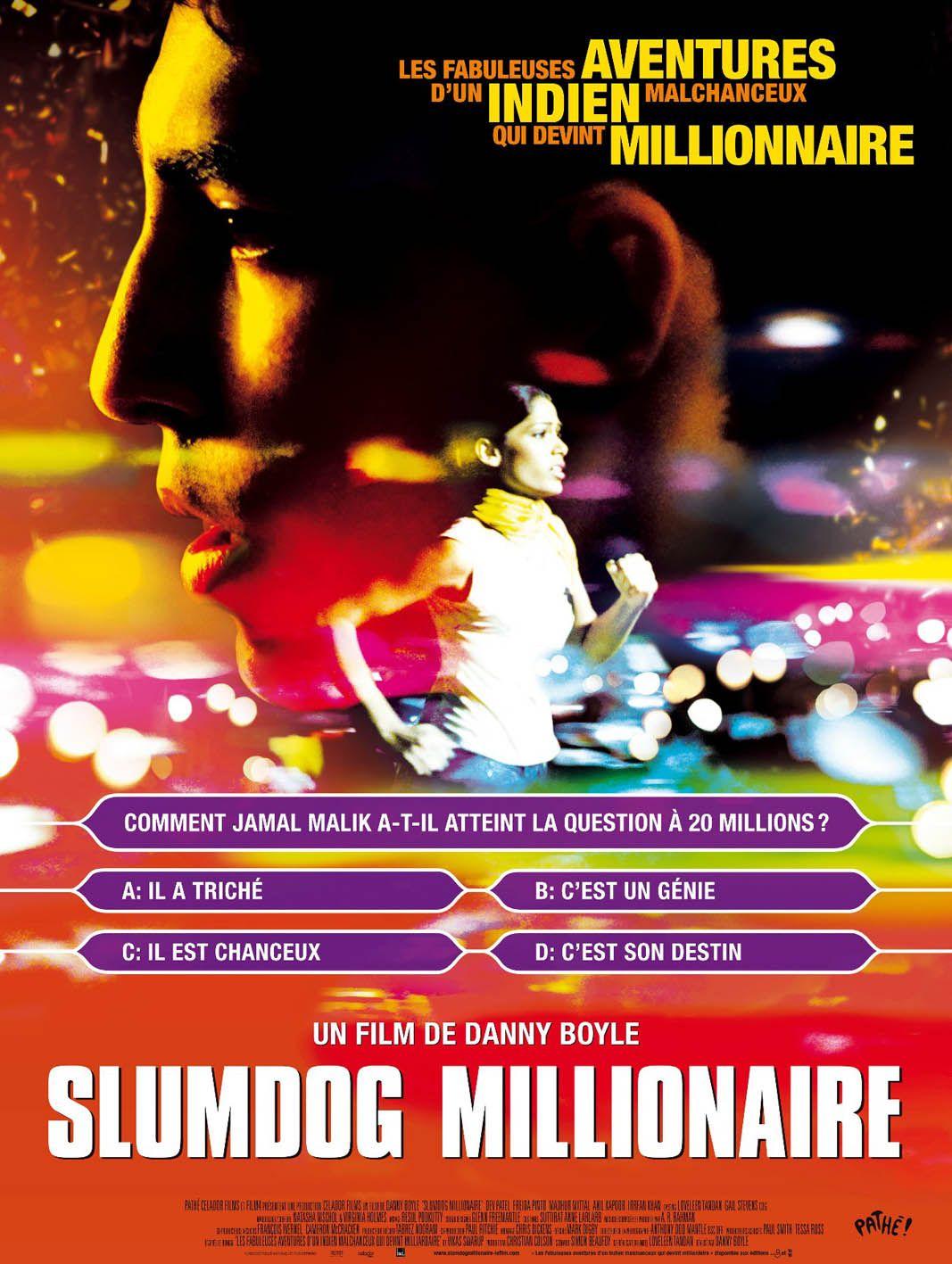 slumdog millionaire vostfr