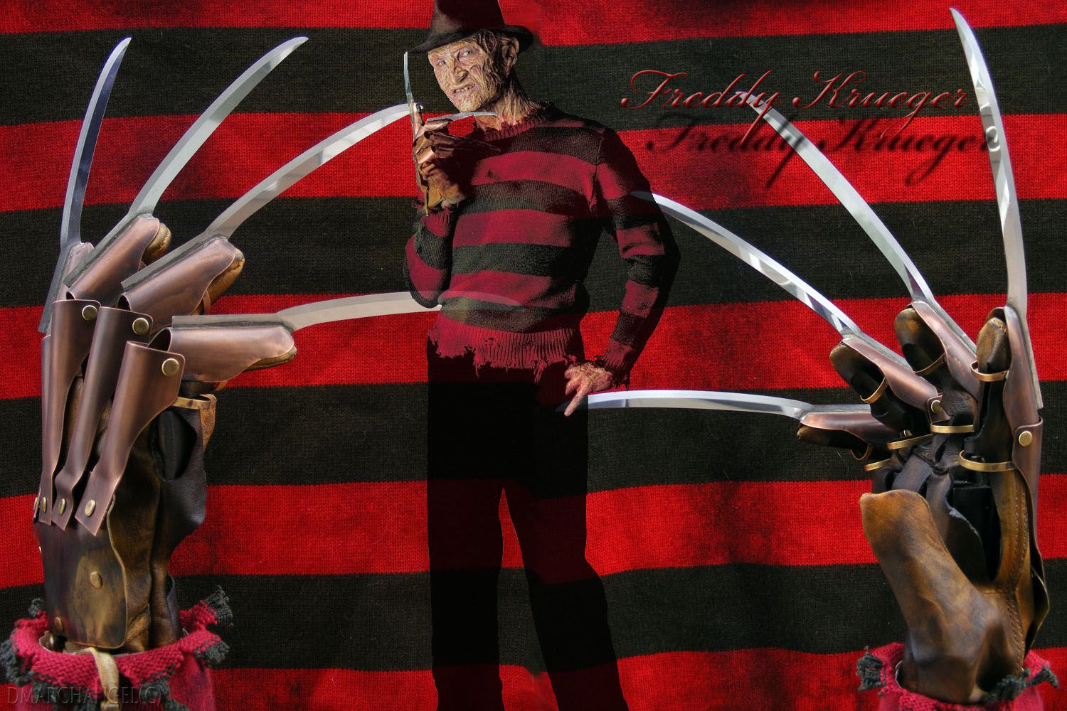 1 2 Freddy S Coming For You 3 4 Better Lock Your Door 5 6 Grab Your Crucifix 7 8 Gonna Stay Up Late 9 10 Never Sleep Again