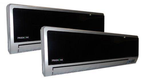 Pridiom Pmd213hdx 21 000 Btu Dual Zone Split Air Conditioner By Pridiom 2628 00 Air Conditioner Accessories Central Air Conditioners Ductless Air Conditioner