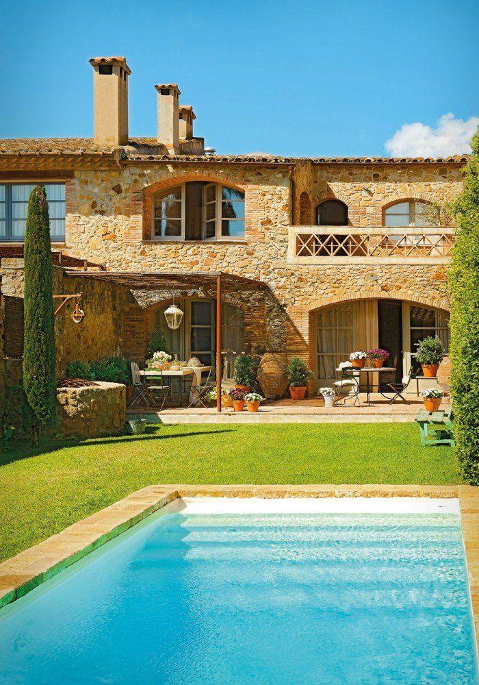 rustic vacation retreat in Spain Mediterranean