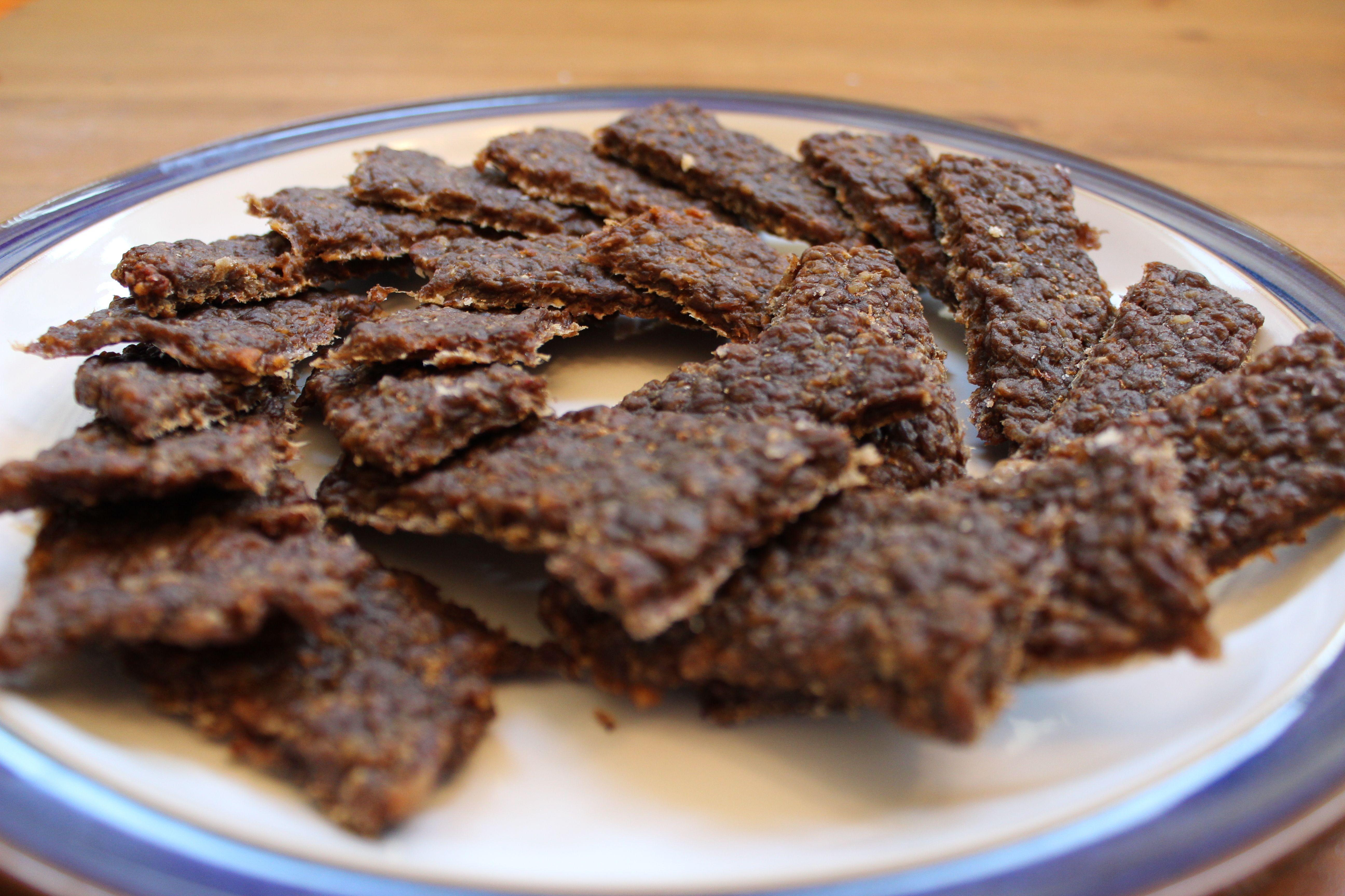 Easy Homemade Jerky From Ground Beef Health Home Happiness Recipe Homemade Jerky Beef Jerky Recipes Jerky Recipes