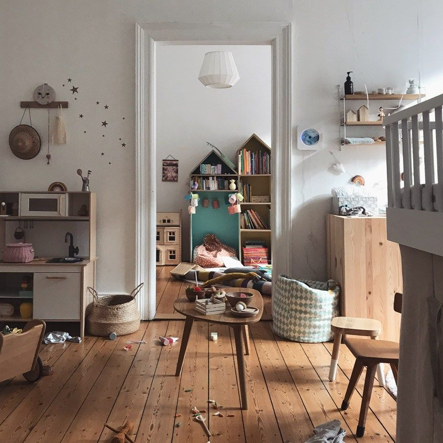 Photo of 13 inspiring children's rooms on Instagram – mini & style