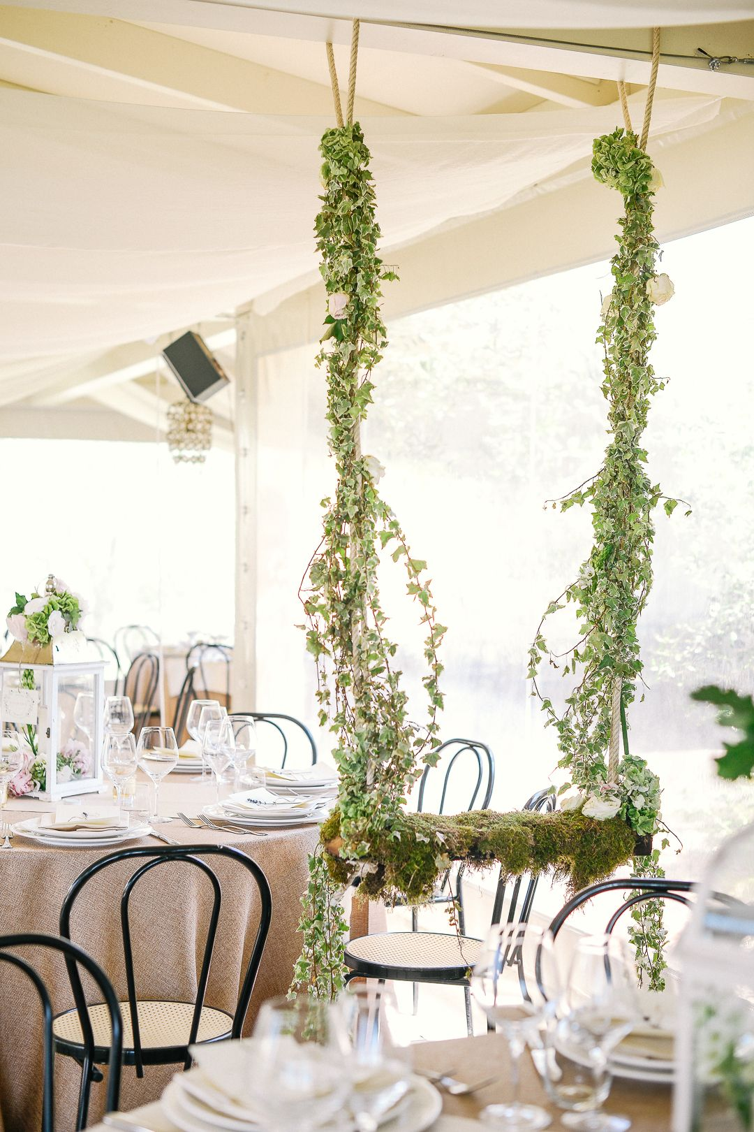 Elegant Country Chic Italian Wedding Decor Details For Weddings