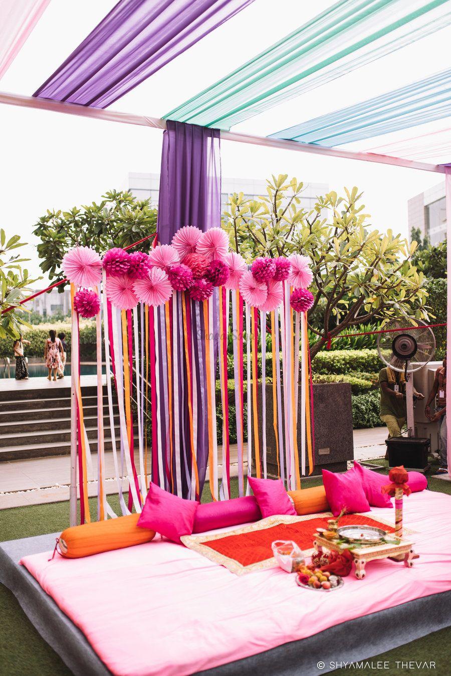 Modern \u0026 Traditional Haldi Ceremony Decor Ideas We Recommend