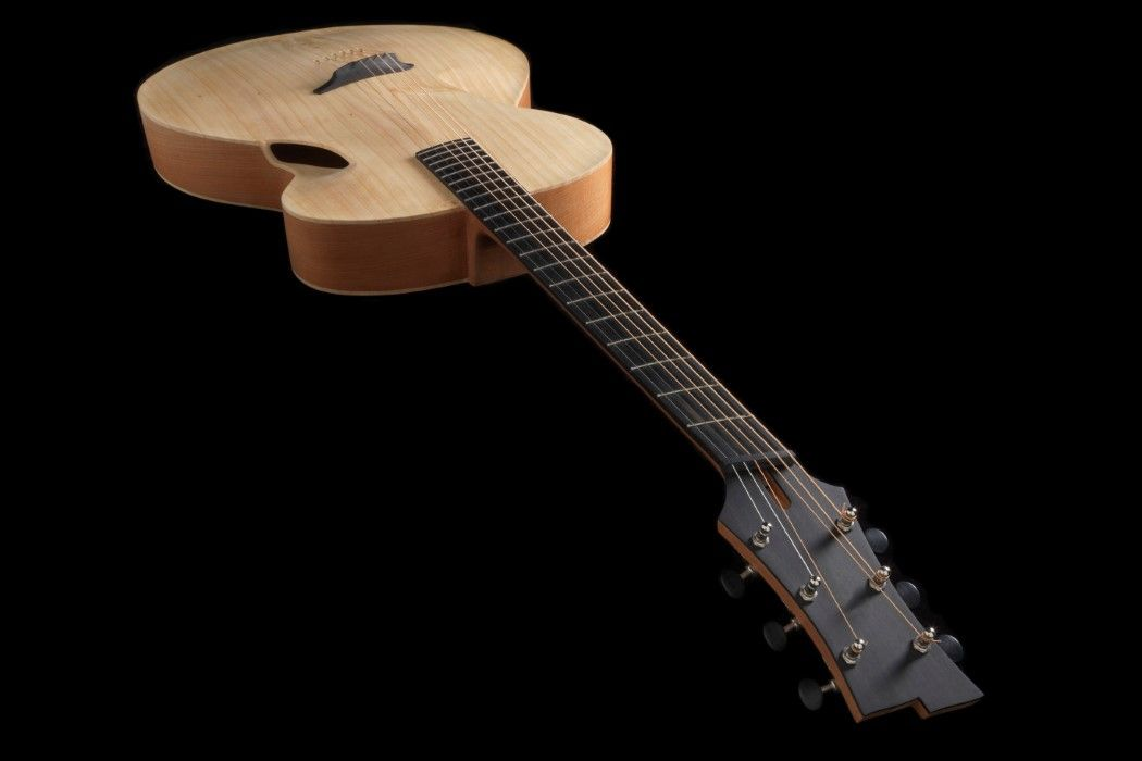 The Acoustic Guitar Gets Its First Significant Design Mod In 180 Years Yanko Design Guitar Acoustic Guitar Custom Guitars