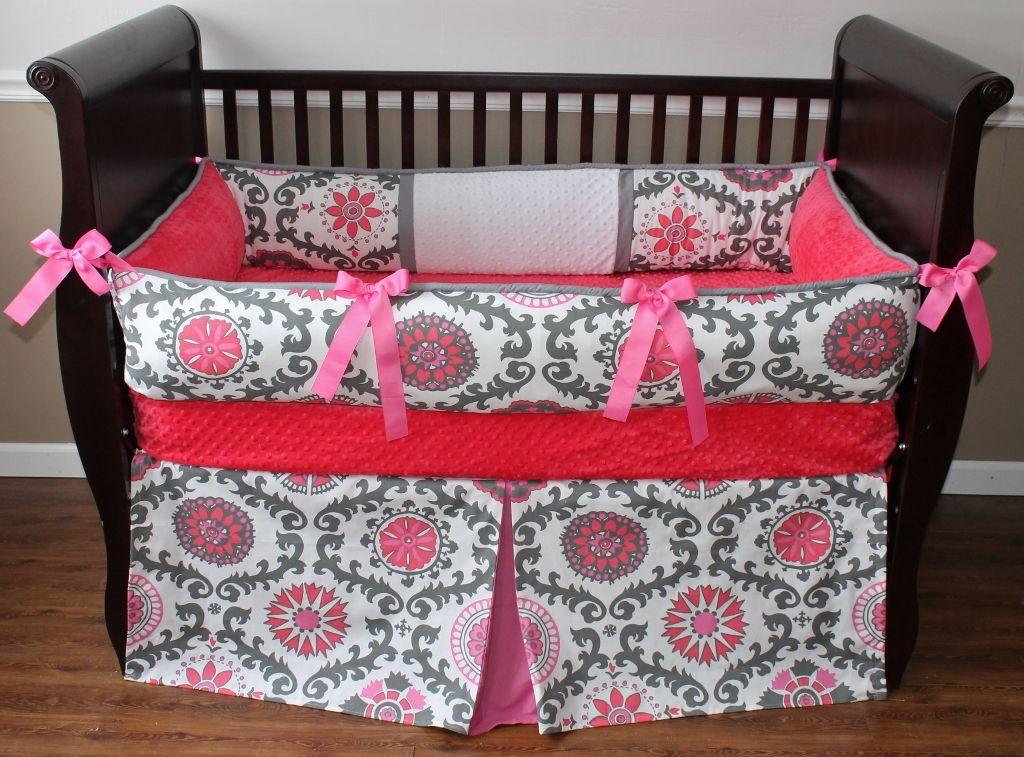 Cerise Baby Bedding | Michelle's baby bedding | Pinterest ...