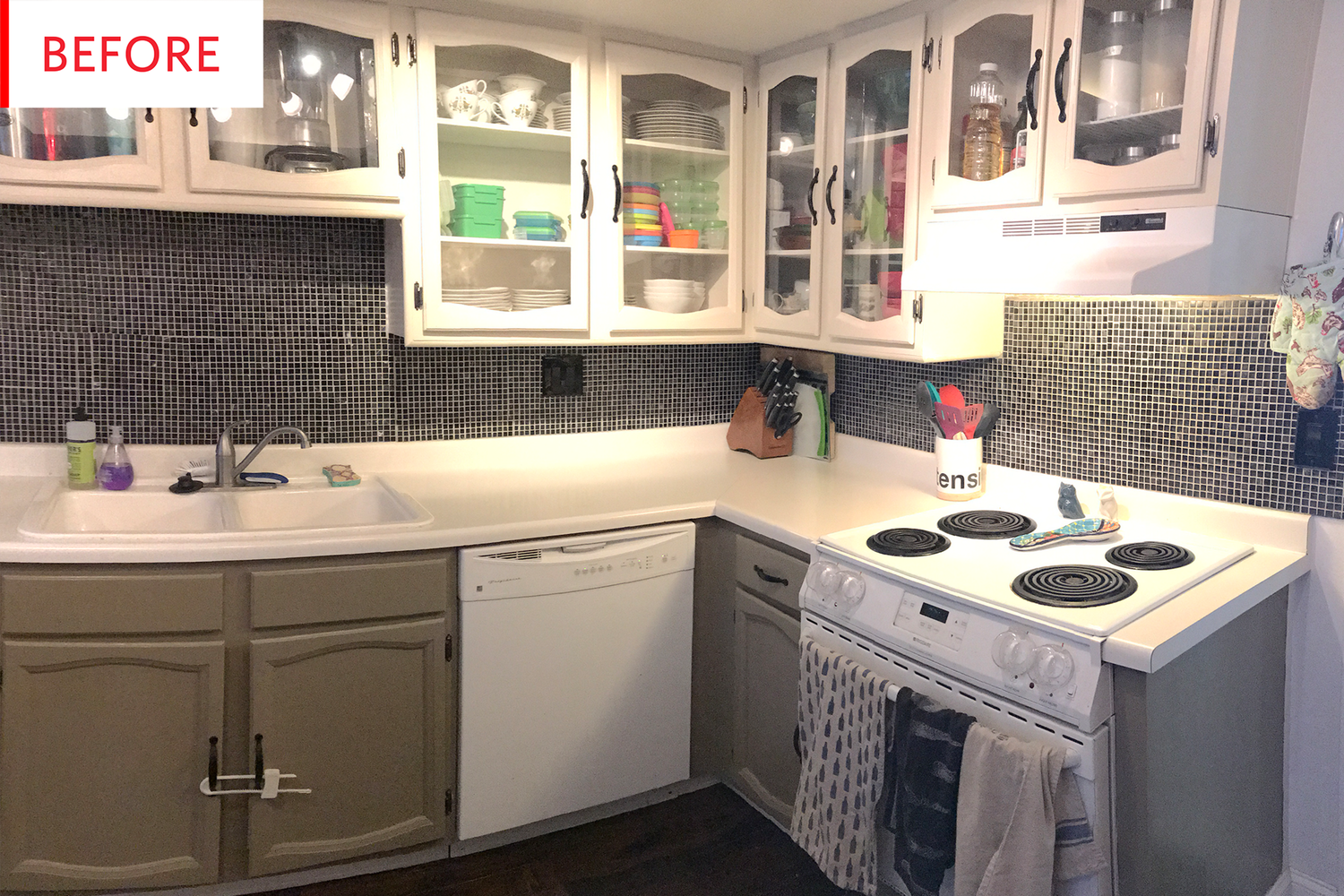 before after a realistic affordable 3500 kitchen redo rh pinterest com