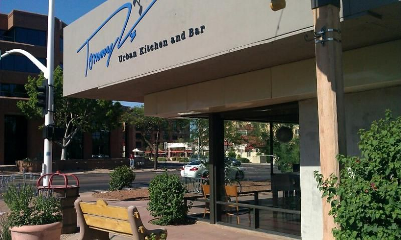 Tommy V Urban Kitchen And Bar Tommy V S Urban Kitchen And Bar Located In The Heart Of Downtown Scotts Urban Kitchen Old Town Restaurant Scottsdale Old Town