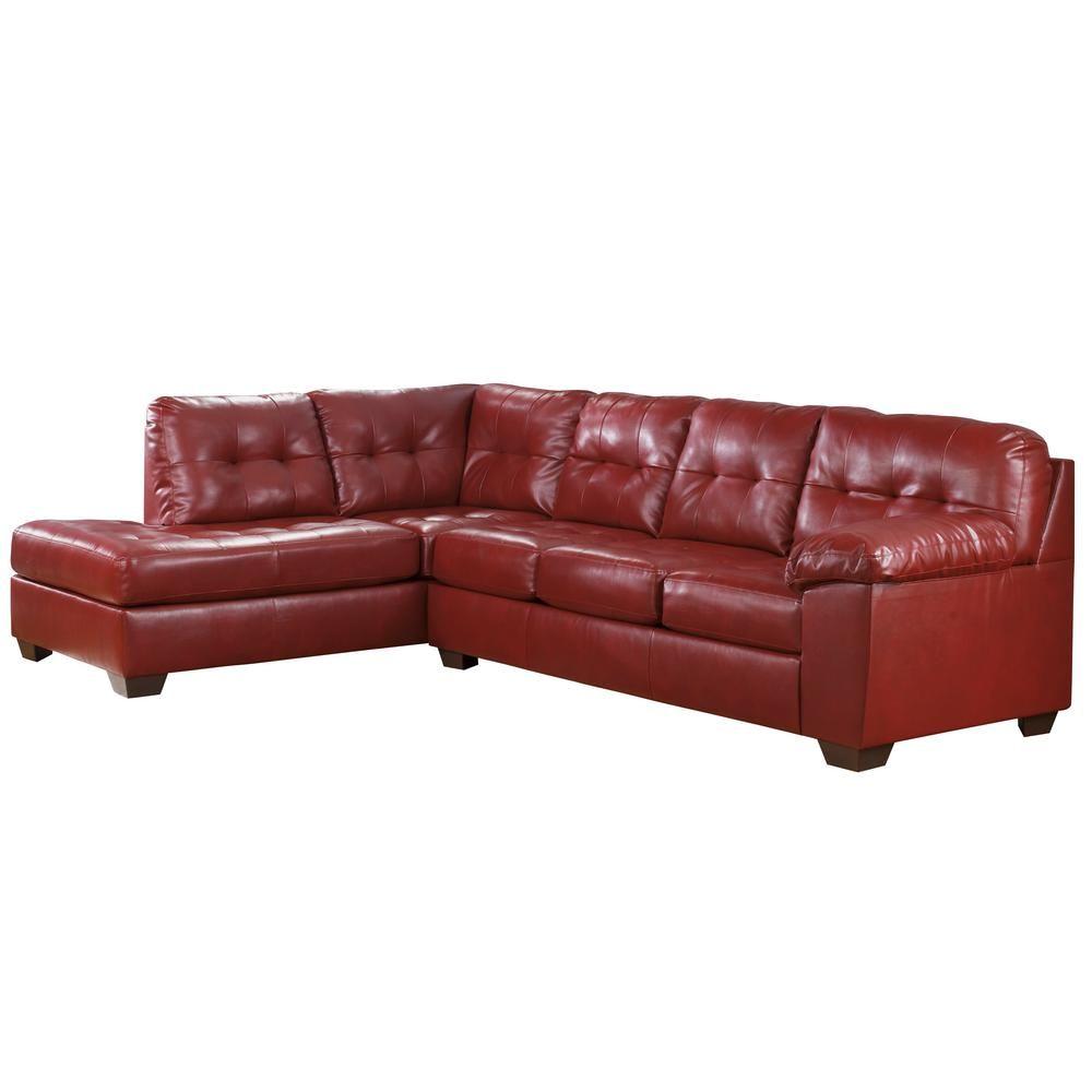 Best Flash Furniture Signature Design By Ashley Alliston Red 400 x 300
