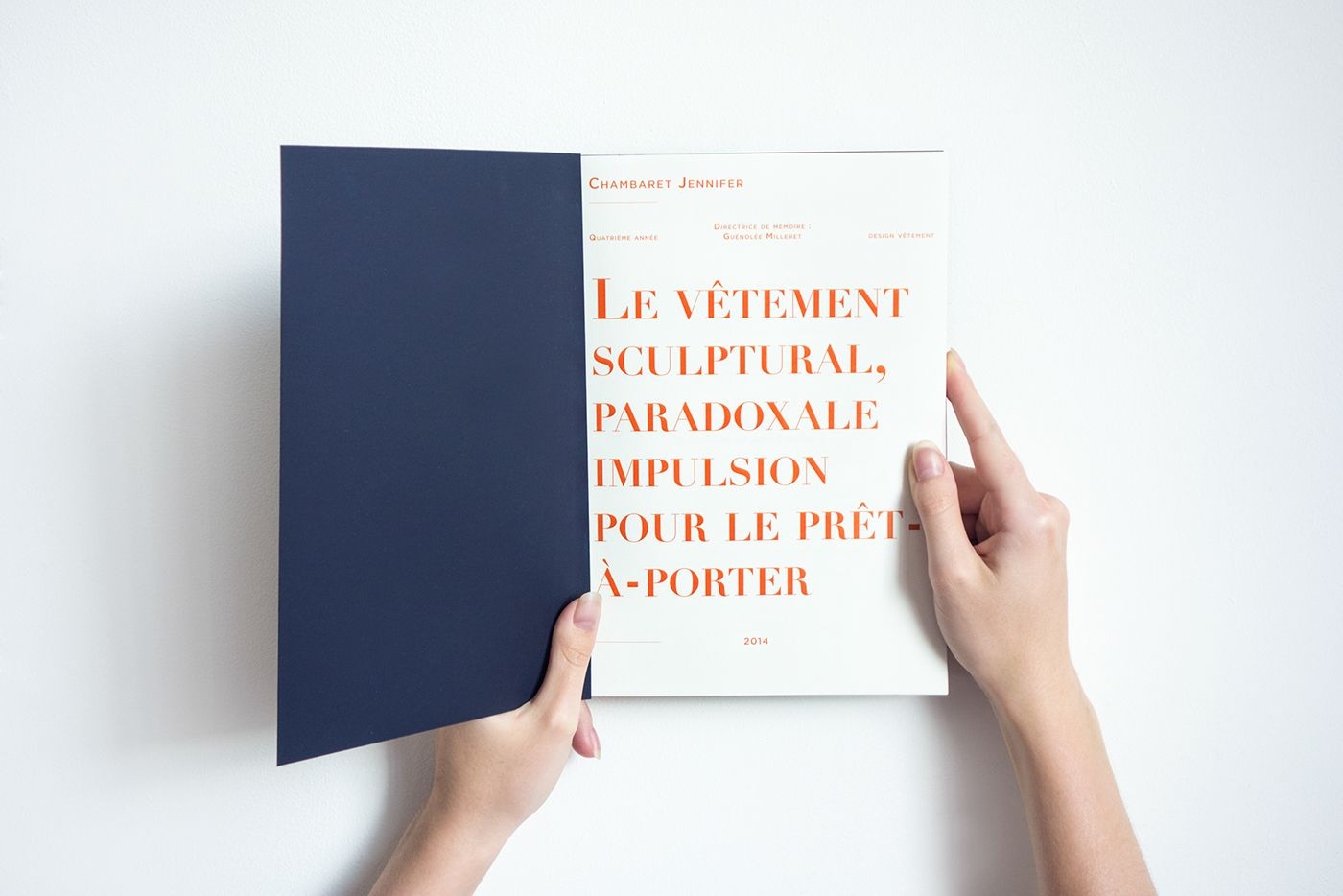 Mémoire J. CHAMBARET on Behance