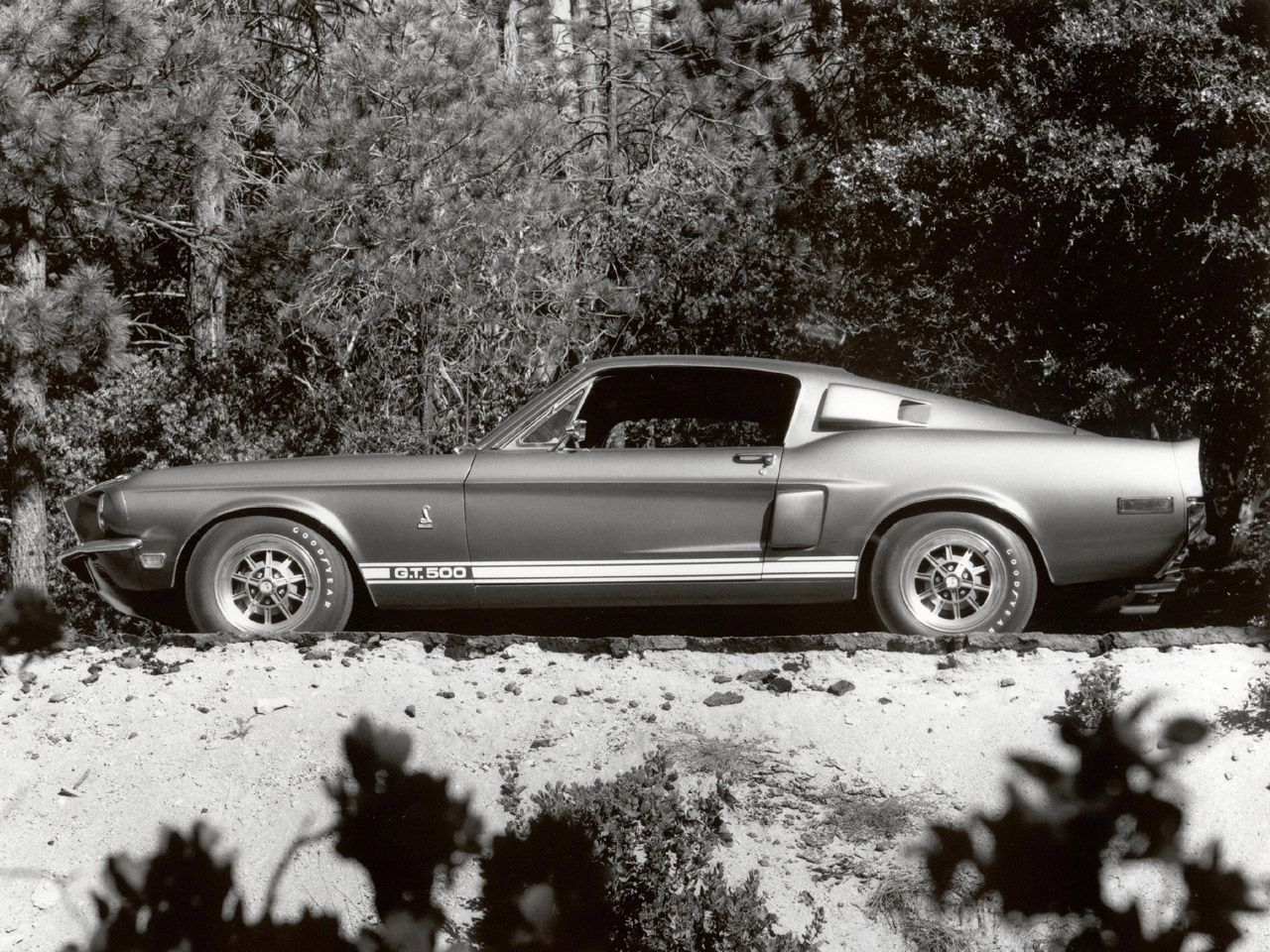 1968 Shelby Ford Mustang KR500  Dream Rides  Pinterest  Cars