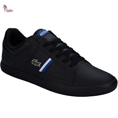 Lacoste - Mode - europa tcl spm dk brw/dk brwn lth/syn - Taille 49:  Amazon.fr: Chaussures et Sacs