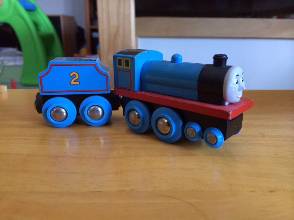 Edward By Brio For Thomas The Train Wooden Trains Thomas The