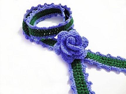 Crochet Pattern Central - Free Scarf Crochet Pattern Link Directory ...